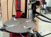 Remate maquina desmontadora marca corghi a 2019 rcti.