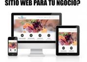 Sitio web economico