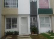 Se renta casa nueva