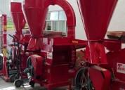 Molino agrícola turbo de tirón para rastrojo precio especial solo en ecomaqmx
