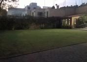 Jardin coyoacan con banquete