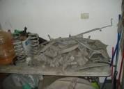 Servicio de limpieza con equipos sand blast