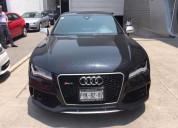 Audi rs 7 sportback 2015 40000 kms