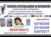 Reparacion blue point  lavadoras secadoras atizapan de zaragoza