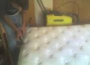Limpieza profunda de colchones y futones