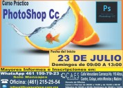 Curso de diseño photoshop cc