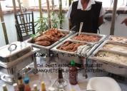 Mariscada. buffet. banquetes para fiestas. mariscos.