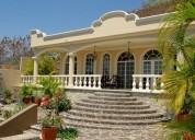 Elegante casa en chapala