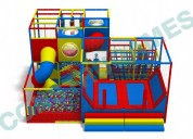 Juegos infantiles jump parks resbaladeros gigantes peloteros