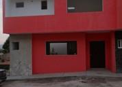 Casa nueva a excelente precio