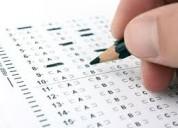 Clases particulares-preparación para examenes