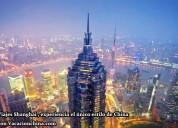 Viajes shanghai,el metropoli de china