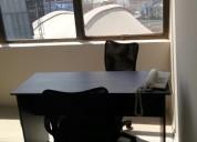 Rento oficina amueblada 10 m2 en naucalpan, san andrÉs atoto
