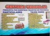 Gestoría vehicular exprss