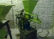 Maquina hidráulica de 1 cavidad