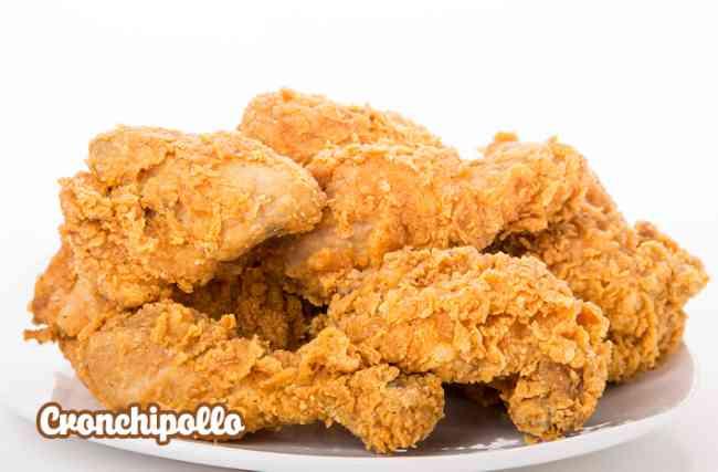 PRODIAVES  pollo empanizado
