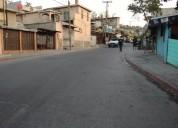 Se vende terreno comercial  sup. 200 m², col. murua