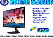 Monitor samsung de 18.5