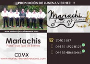 Mariachis economicos en portales - benito juarez  cdmx