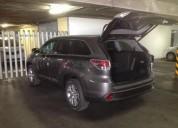 Toyota highlander 2014 25000 kms
