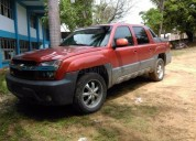 Chevrolet avalanche 2002 152000 kms
