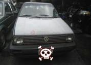 Volkswagen golf 1991 100000 kms