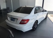 Mercedes benz clase c 2014 45086 kms