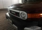 Toyota fj cruiser 2008 140000 kms