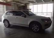 Volkswagen touareg 2014 44000 kms