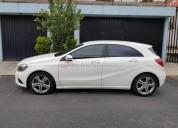 Mercedes benz clase e 2015 11600 kms