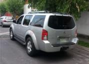 Nissan pathfinder 2005 107000 kms