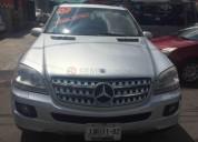 Mercedes benz ml 500 2007 85000 kms