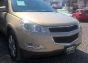 Chevrolet traverse 2009 en guadalajara
