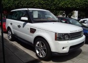 Land rover range rover sport 2011 69645 kms