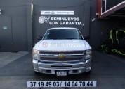 Chevrolet cheyenne 2013 86000 kms