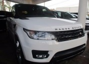 Land rover sport supercharged 2014 12000 kms