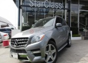 Mercedes benz clase m 2014 42715 kms