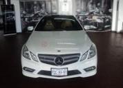 Mercedes benz clase e 2010 85823 kms