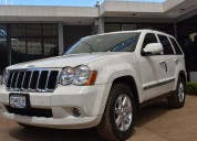 Jeep grand cherokee limited 2009 60000 kms