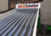 Calentadores solares a mitad de precio