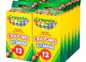 Sella/etiqueta paquetes de crayones desde casa. pago $3000 smnl