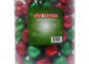 Trabaja en casa etiquetando y empacado esferas navideÑas