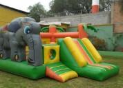 Renta de divertidos inflables para todo tipo de evento