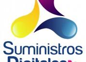 Venta y renta de copiadoras en aguascalientes - suministros digitales