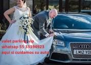 Servicio de valet parking vip