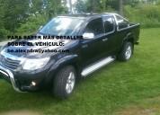 Toyota hilux turbo diesel 4x4