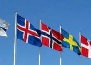 Traducción e interpretación de: sueco, danés, holandés y noruego