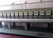 Embtec venta de máquinas bordadoras computarizadas. tajima.