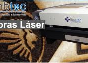 Embtec servicio técnico para máquinas láser.