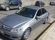 Mercedes benz clase c 2011 88000 kms
